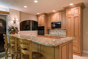 4729 Villa Mar Lane Naples FL-small-016-Downstairs Kitchen-666x445-72dpi