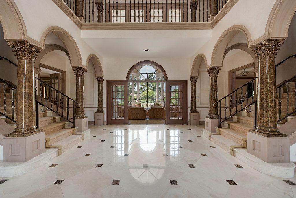 Bay Colony House Naples FL-print-005-Foyer-4096x2734-300dpi